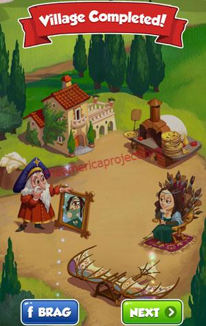 Coin Master Village 68: Da Vinci Completed