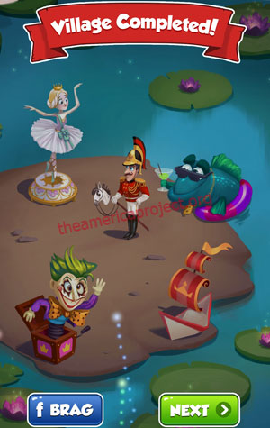 Coin Master Village 79: Tin Soldier Completed