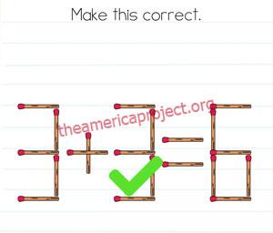 Brain Test Level 116 Answer