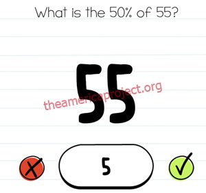 Brain Test Level 181 Answer