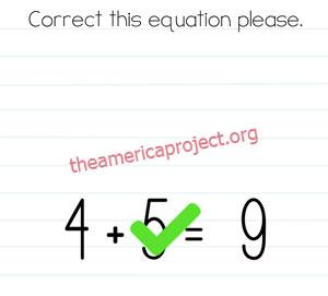 Brain Test Level 190 Answer