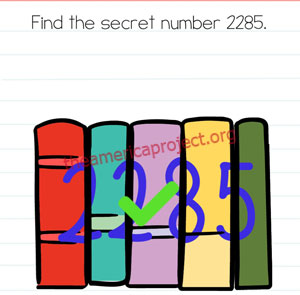 Brain Test Level 334 Answer